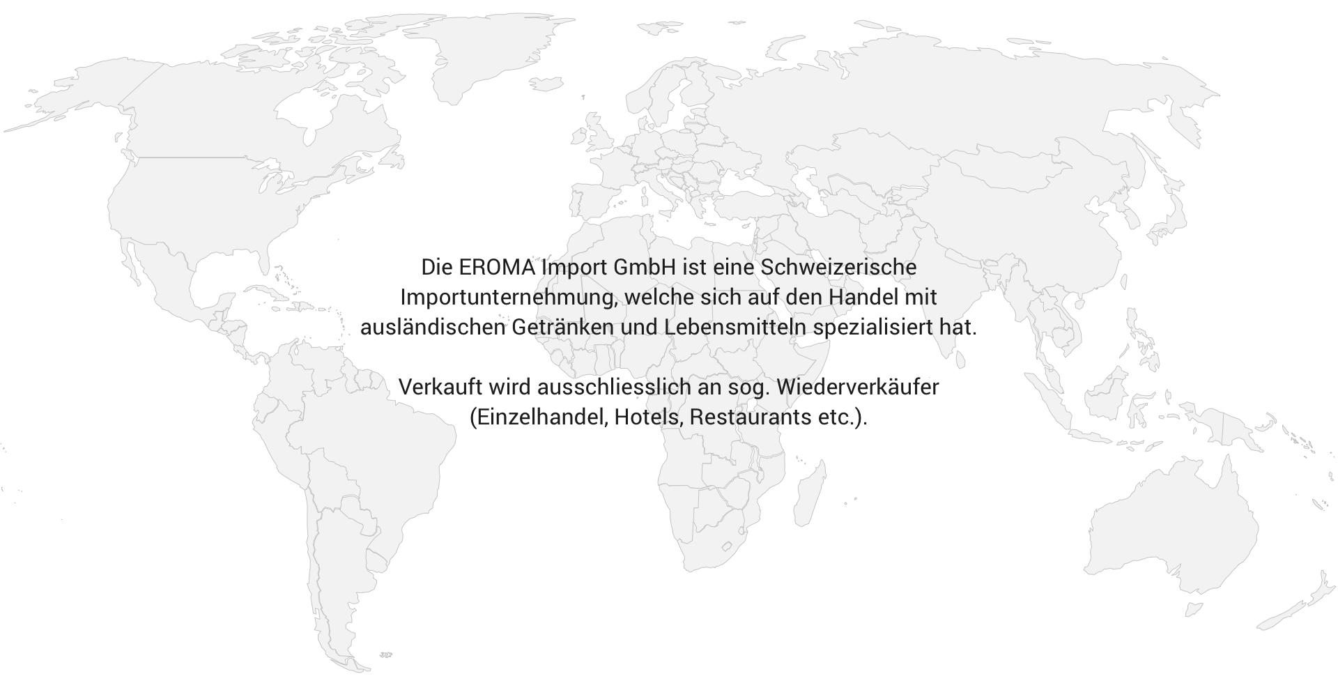 Unternehmen EROMA Import GmbH